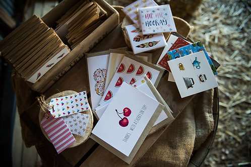 Small Gift Cards