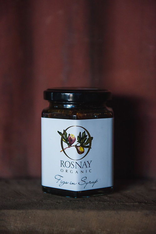 Rosnay Organic Figs in Syrup