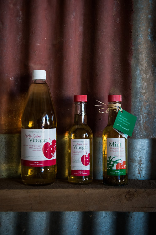 Wiraninna Ridge Apple Cider Vinegar 750ml