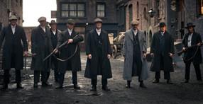 Peaky Blinders: O seriado britânico referência em moda masculina.