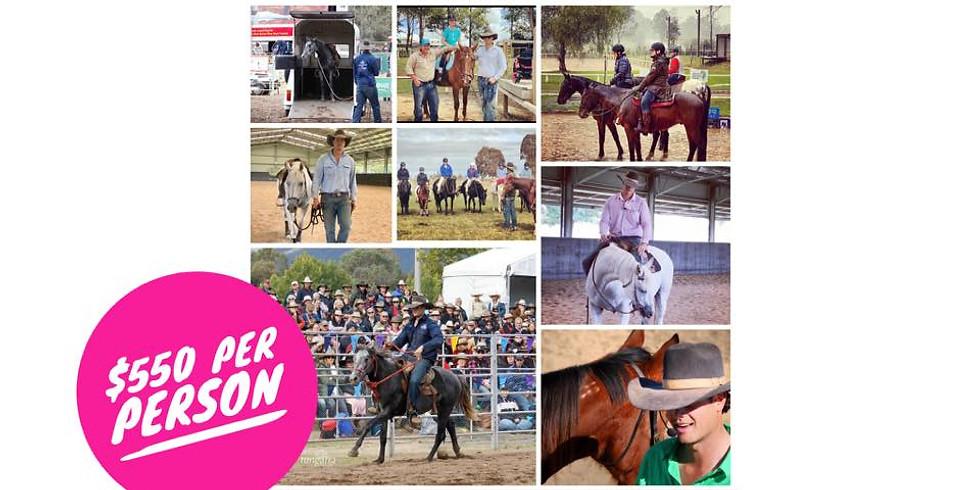Burilda Park Equine Confidence Clinic