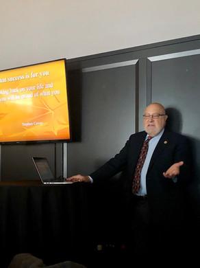 Dr. Carlos A. Pellegrini 2019