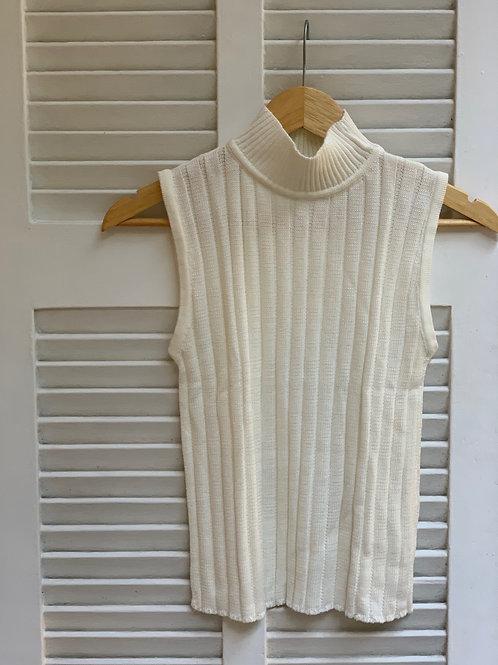 blusa tricot golinha