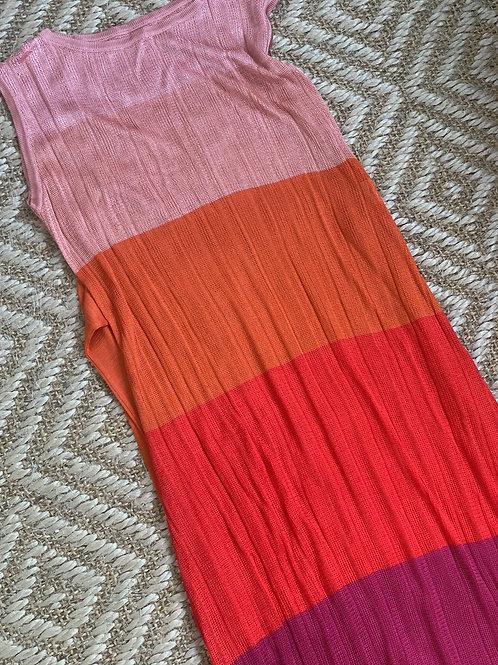 vestido tricot colors
