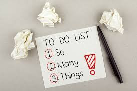 Your Monday To-Do List