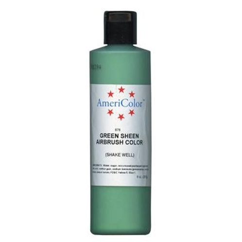 Amerimist Airbrush Color- Green Sheen