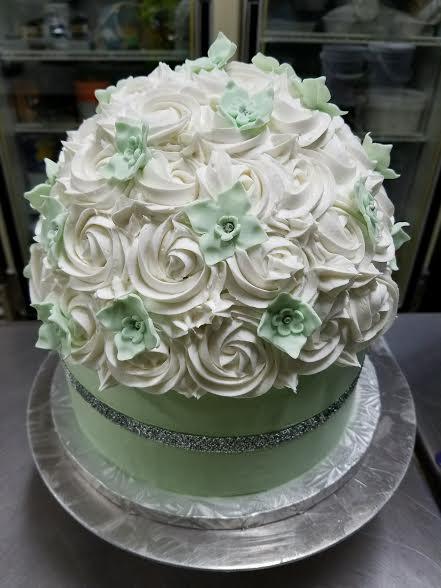 flowery green cake.jpg