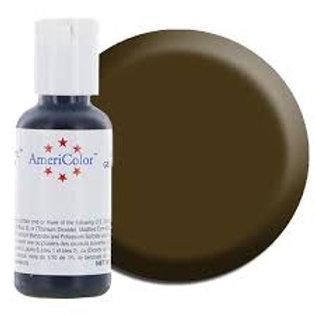 Americolor Gel Food Color-Chocolate Brown
