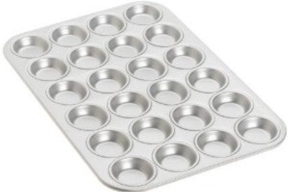 24 Count Mini Muffin Pan