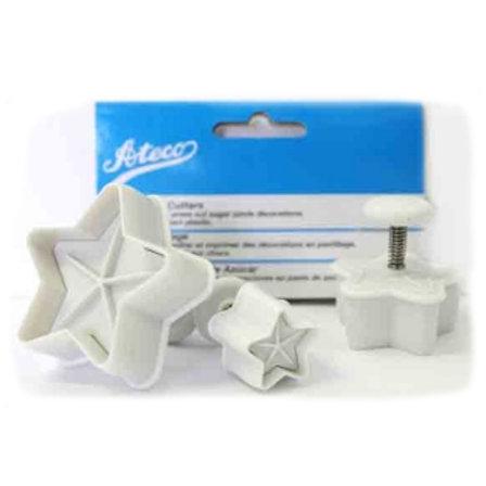 Star Plunger Cutter Set