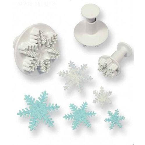 Snowflake Plunge Cutter Set