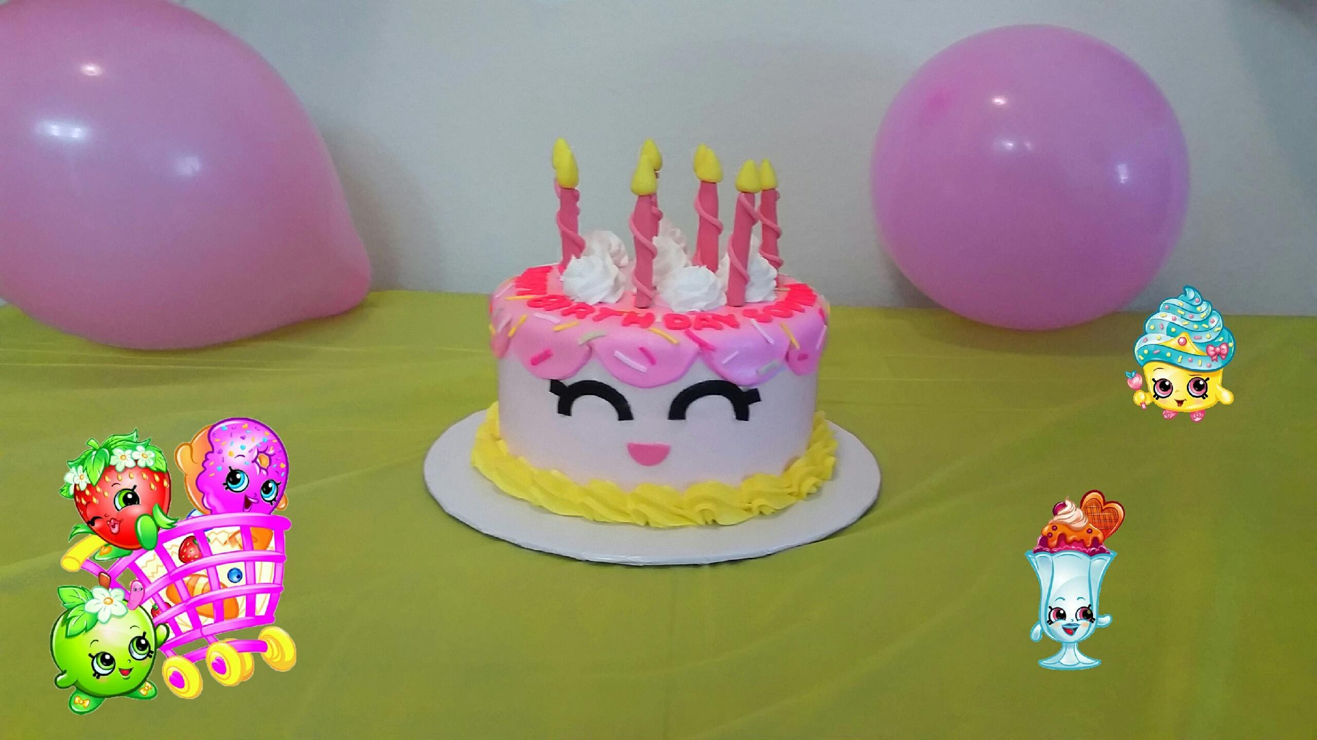 dulce kids cake
