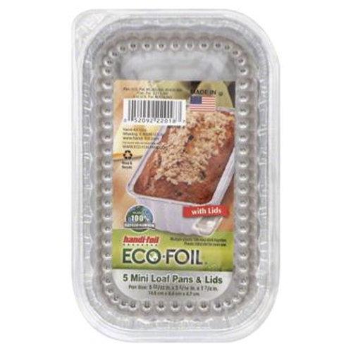 Mini Loaf Pans-disposable