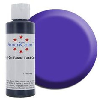 Americolor Gel Food Color- Regal Purple