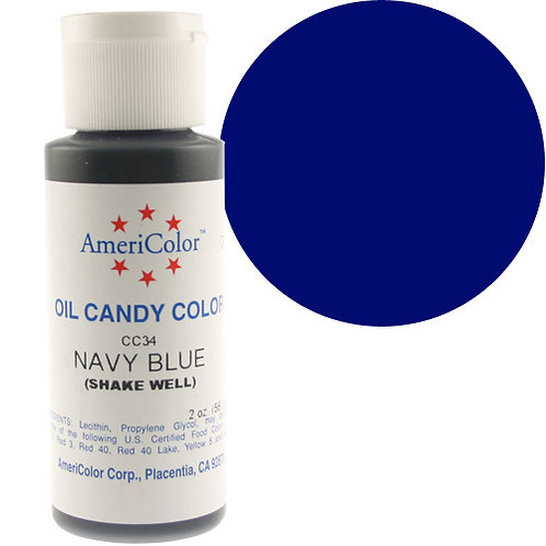 Navy Candy Oil