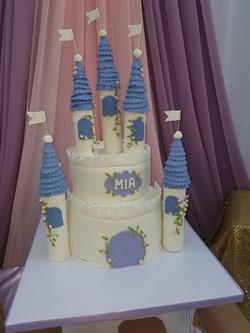 dulce princess cake
