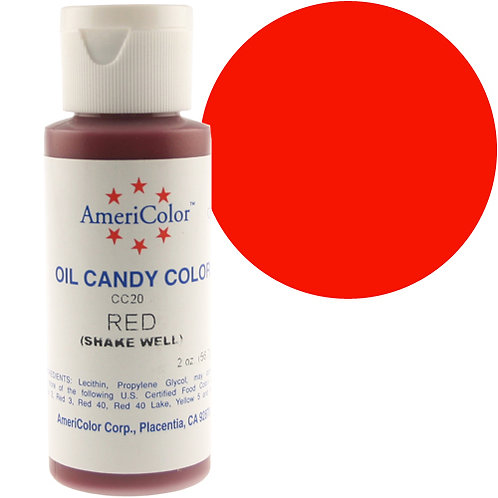 Red Candy Oil