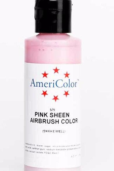 Amerimist Airbrush Color-Pink Sheen