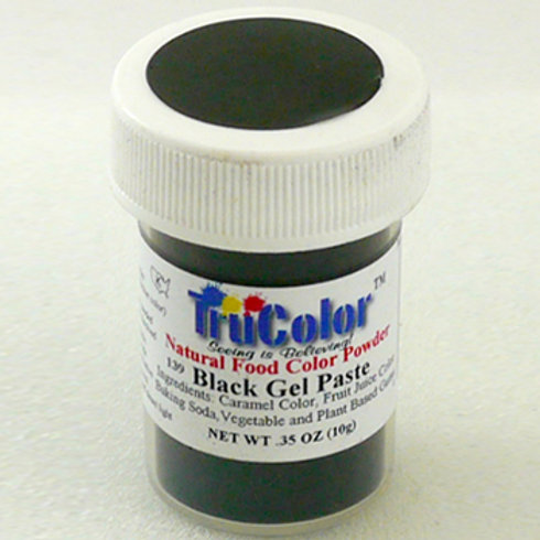 Trucolor Natural Gel Paste-Black