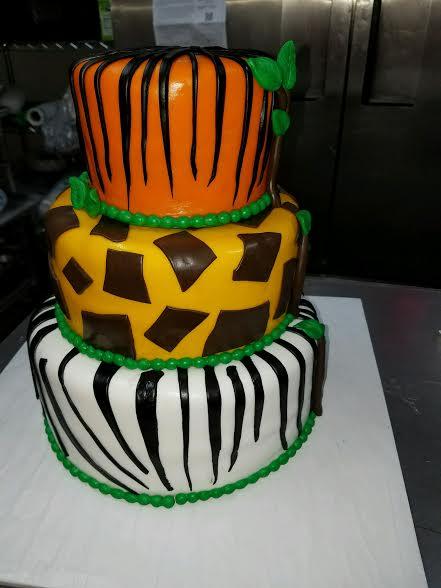 wildcat cake