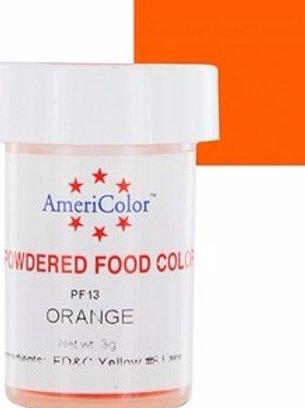 Americolor Powdered Food Color-Orange