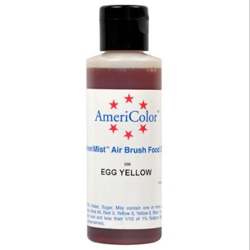 Amerimist Airbrush Color-Egg Yellow