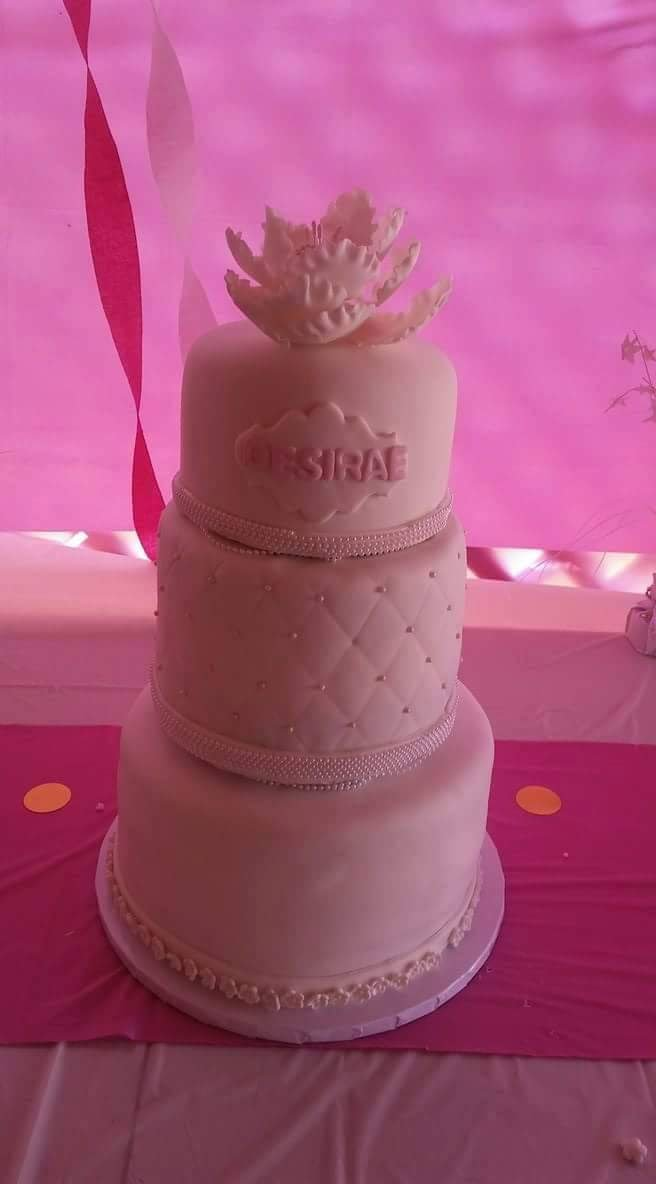 dulce burthday cake