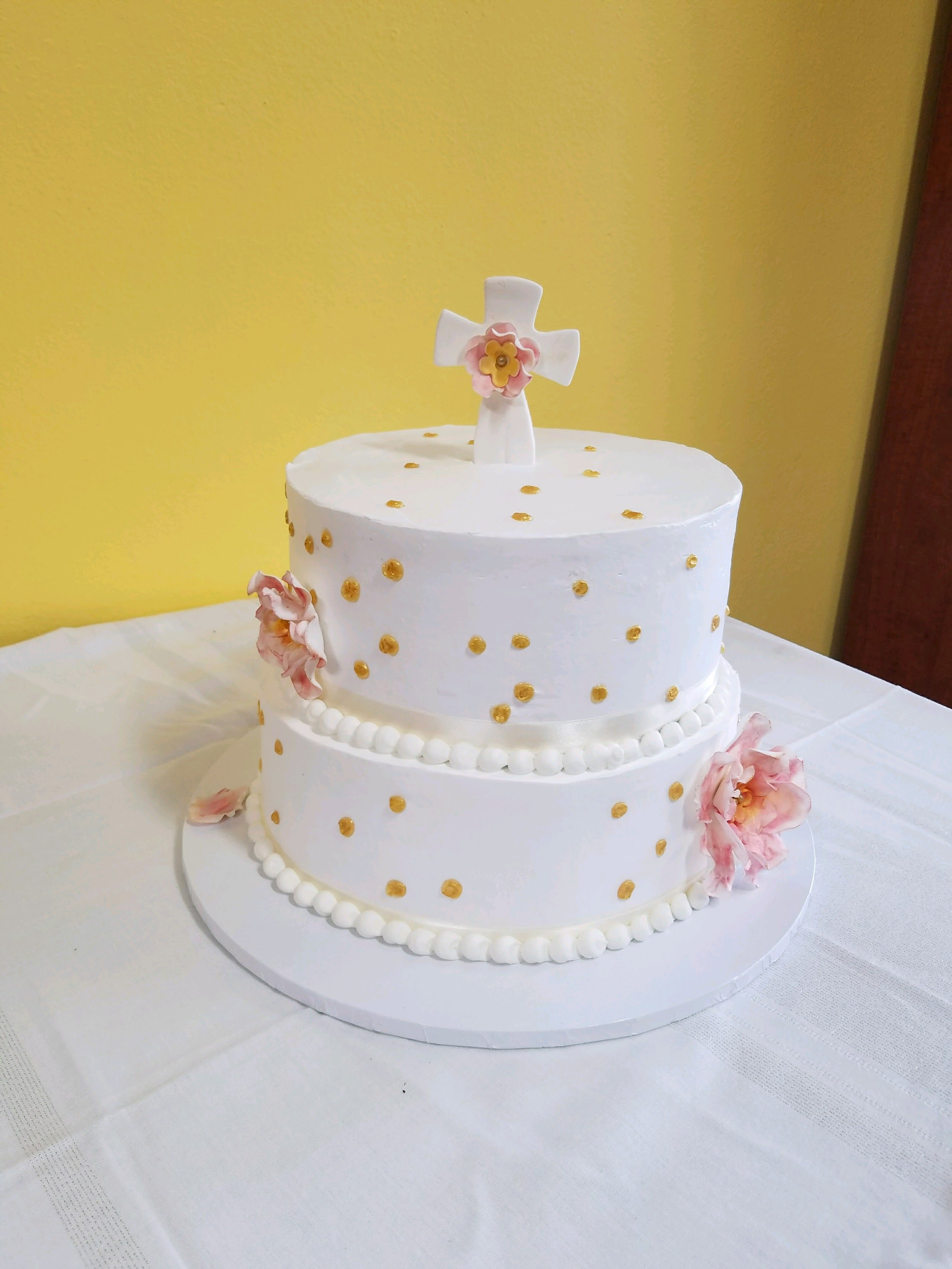dulce communion cake