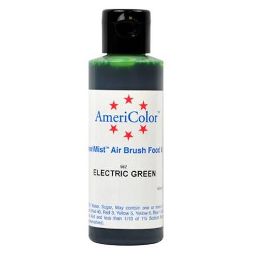 Amerimist Airbrush Color-Electric Green