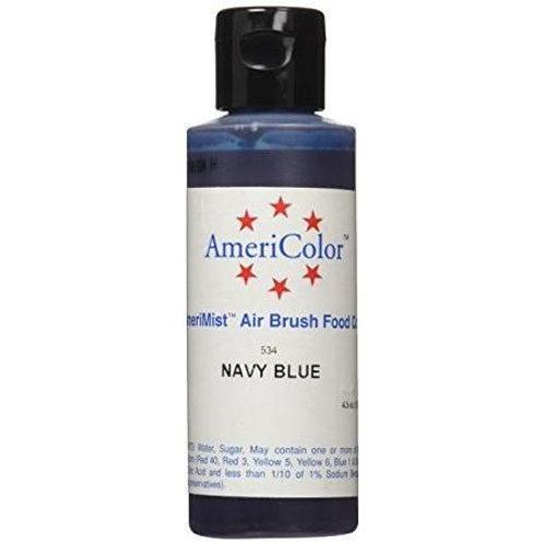 Amerimist Airbrush Color-Navy Blue