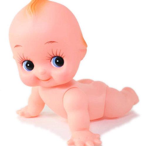 Crawling Kewpie Doll