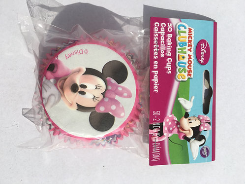 Minnie Mouse Cupcake Liners
