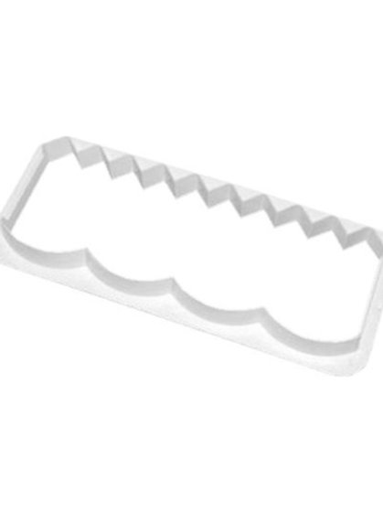 Scalloped Frill Cutter