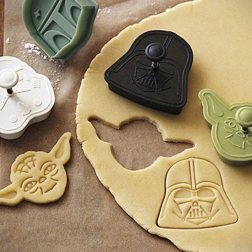 Star Wars Plunger Cutter Set