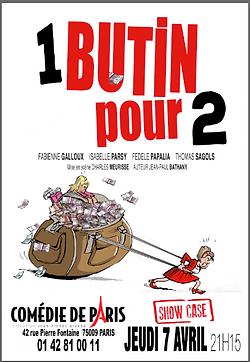 Affiche Sabine Nourrit