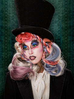 Mad Hatter theme