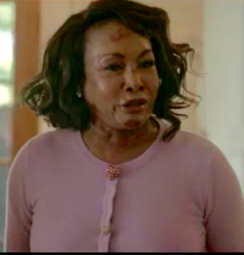 """Beat up face on """"Candace"""" Vivica Fox Empire"""