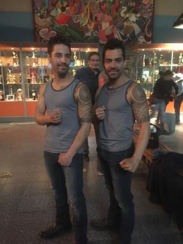 "Tattoo transfers for ""No Manches Frida"""