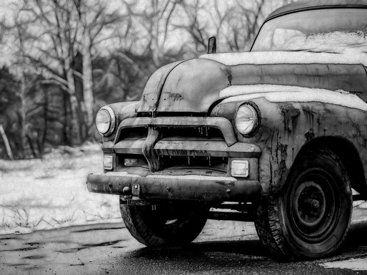 The Chevy Pickup