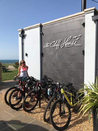Coastal Bike Ride