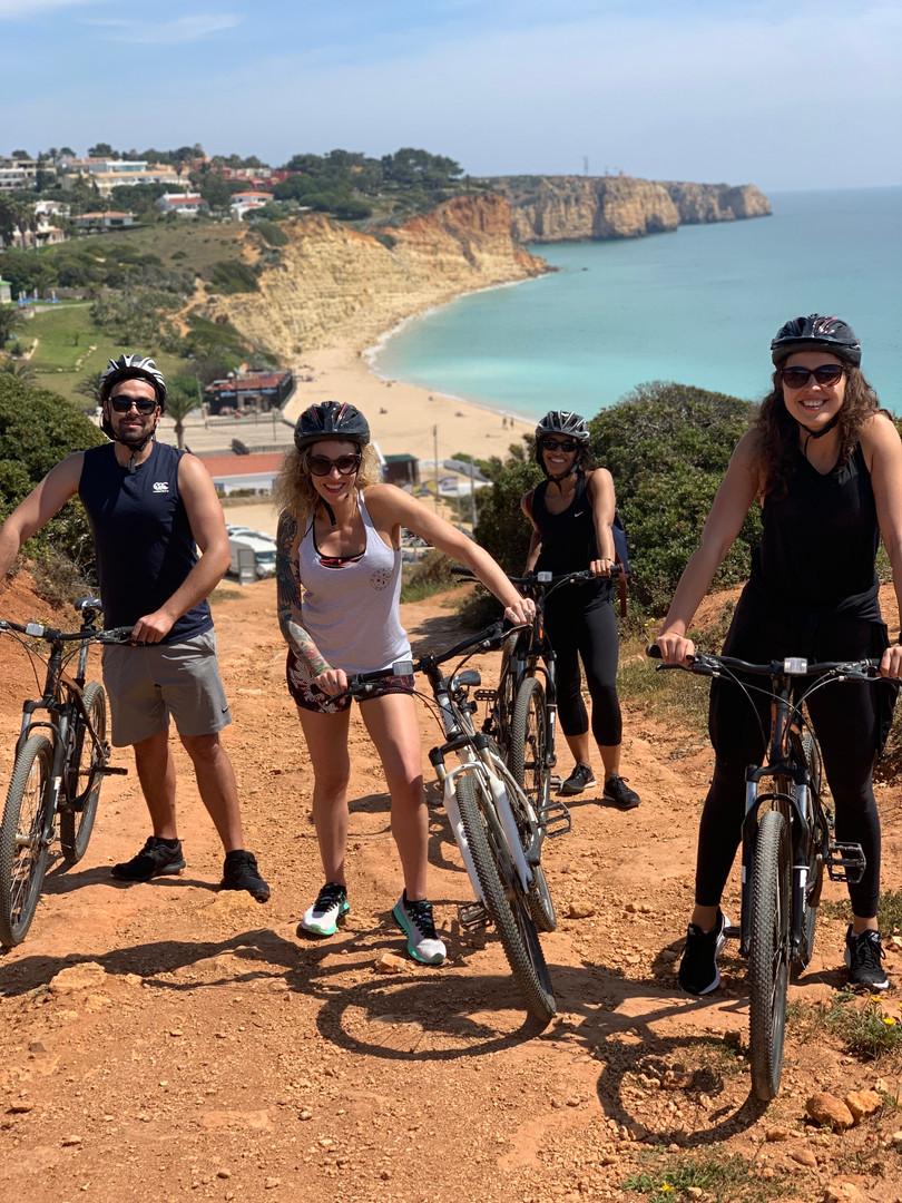 Coastal Bike Ride - Workout Away