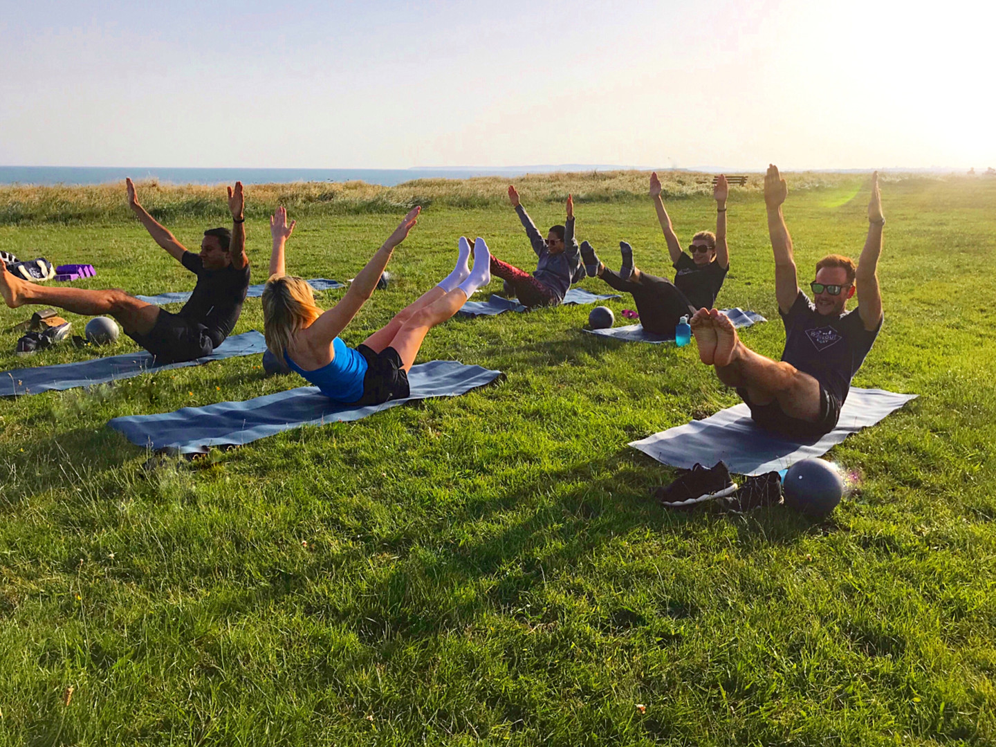 Revive - Yoga Inspired Workout