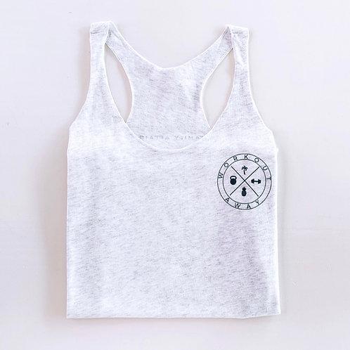 Workout Away | Family Affair Ladies Grey Vest