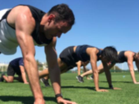 Workout Away Strength