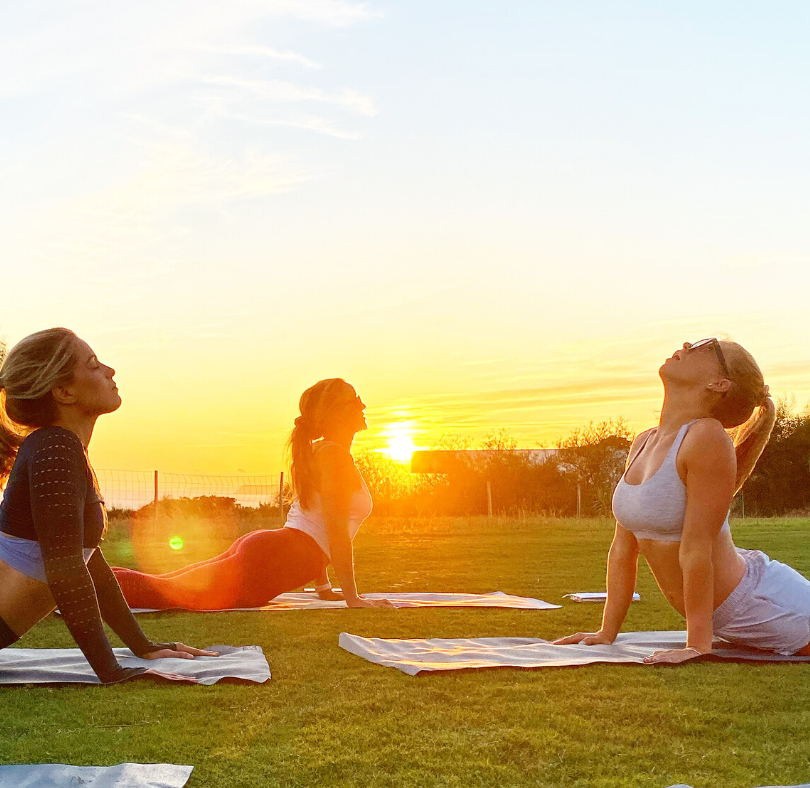 Sunset Revive, Yoga Inspired Workout - Workout Away