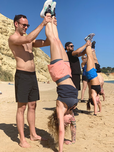 Handstand Practice - Workout Away