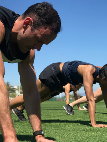 Outdoor HIIT Session - Workout Away
