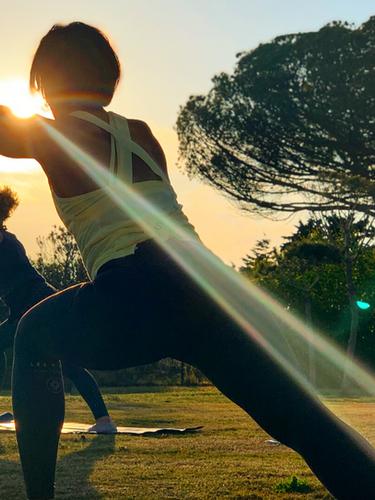 Sunset Yoga - Workout Away