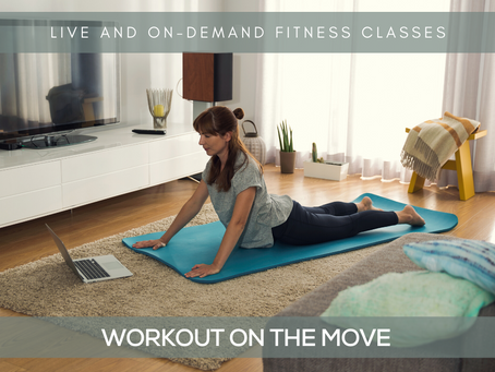 Workout Away Creates a Virtual Fitness Solution for Remote Workforces