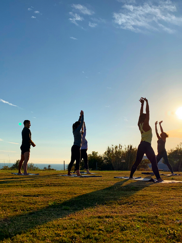 Sunset Yoga - Workout Away